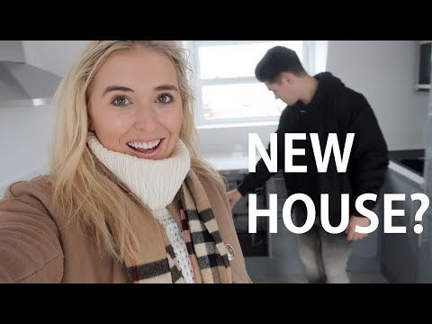 BUYING A NEW HOUSE! Harrods Christmas, High Street Try On Haul! AD