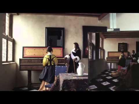 Tim's Vermeer Blu-Ray edition trailer