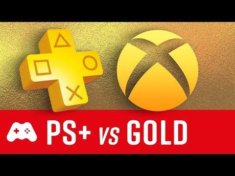 Playstation Plus Vs Xbox Live Gold