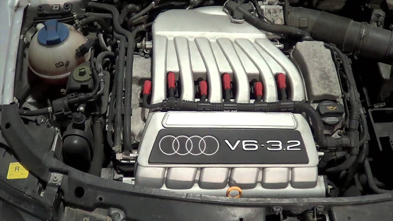 v6 engine diagram 2004 audi tt 3 2l    engine    test youtube  2004 audi tt 3 2l    engine    test youtube