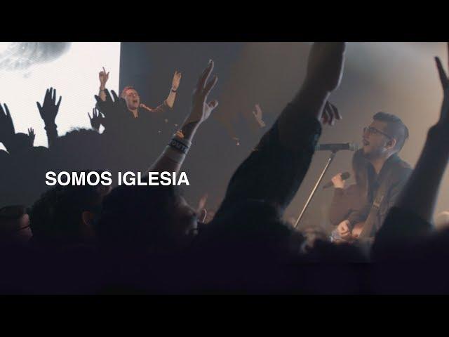 Somos Iglesia - Un Corazón EN VIVO (Videoclip oficial) HD