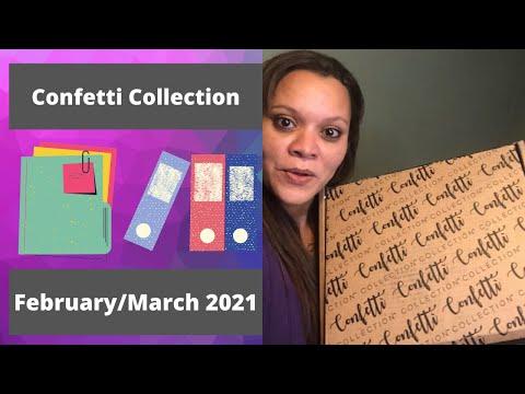 Confetti Collection Subscription