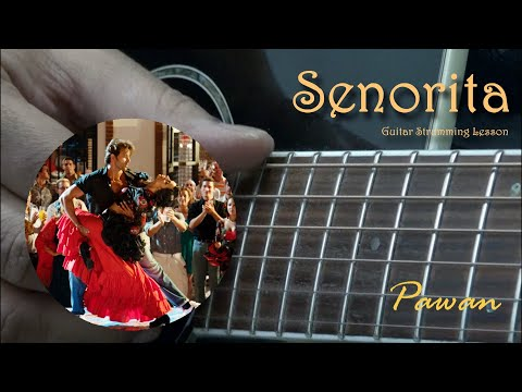 Guitar zindagi guitar chords : Senorita - Zindagi Na Milegi Dobara - Guitar Chords Lesson - YouTube