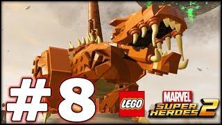 LEGO Marvel Superheroes 2 - LBA Episode 8 - Impossible Jump Mission!