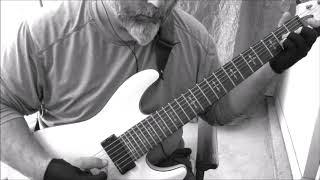 "[Metalerba] - Sirenia ""Glades of Summer"" - Guitar[7] Play-through"