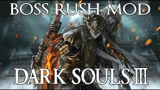 Dark Souls 3 Boss Rush Mod - Speedrun Tutorial in 35:48
