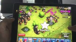 Clash of clans   300 Golems