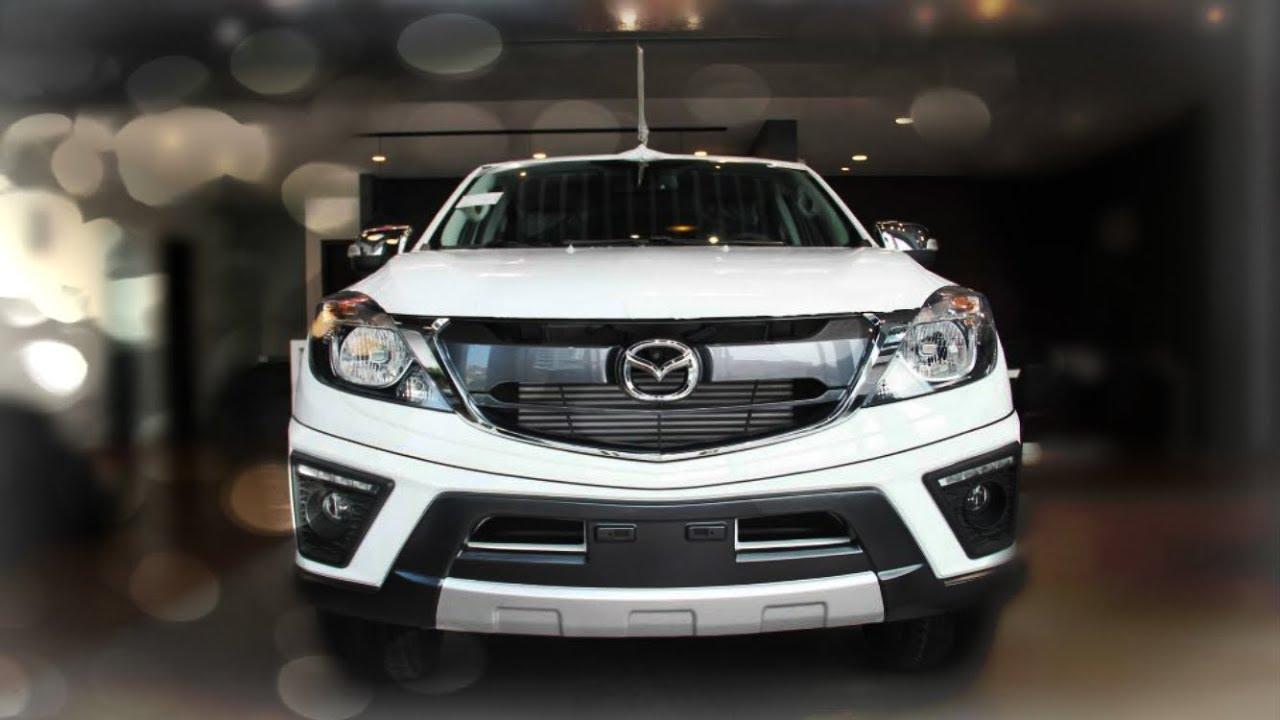 2018 Mazda Bt 50 Pro New Generations Youtube