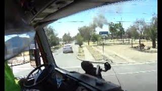2da. Alarma de Incendio - CB La Granja - 26/10/16 Primera intervención