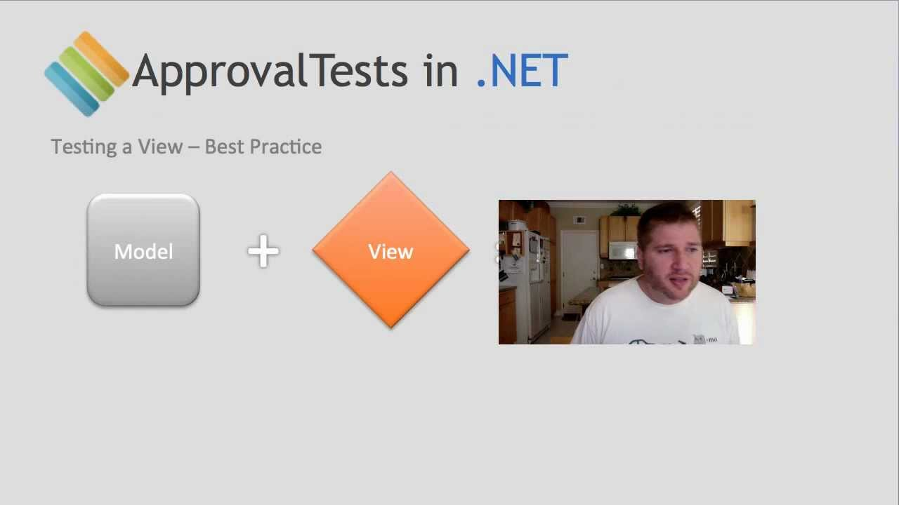 Using ApprovalTests in  Net 18 Rdlc Reports - YouTube