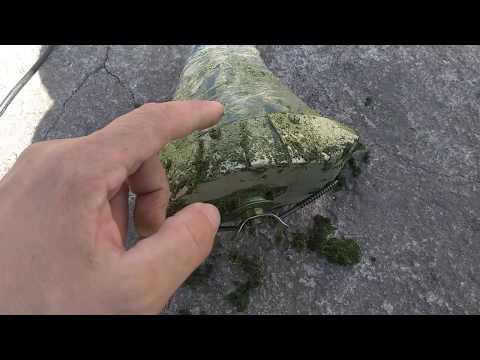 Газонокосилка из пылесоса своими руками