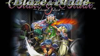 Blaze & Blade: Eternal Quest OST - 04 - Quest Selection (MEL00_C)
