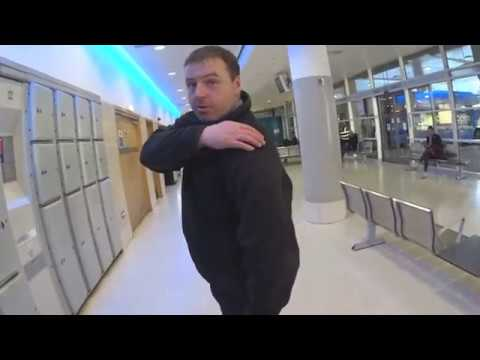 Filming Inside Edinburgh Bus Station Told Off By Ssecurity