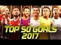 TOP 50 GOALS OF THE YEAR 2017 mp3