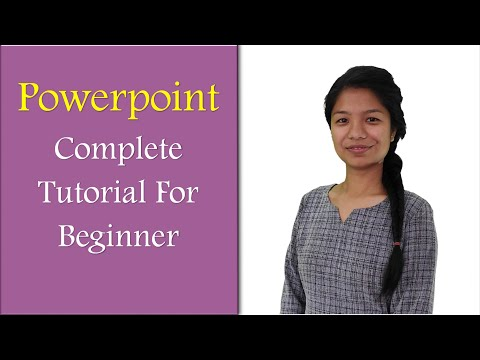 4. Basic Computer Course in Nepali - MS Powerpoint