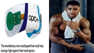 BREAKING NEWS: ANTHONY JOSHUA TO POSSIBLY WEAR NEW MOUTH GUARD TO PREVENT FATAL INJURIES IN BOXING !