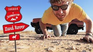 Auch ein Discovery ist ein Land Rover | Tunesien 🇹🇳 Offroad N°3