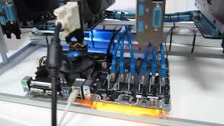 Майнинг ферма Sapphire Radeon RX 580 PULSE 8Gb