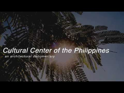 CULTURAL CENTER OF THE PHILIPPINES DOCUMENTARY   AR31FA3