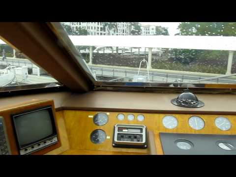 90 Azimut 1988. Miami. Part 1 from 1 World Yachts - SOLD