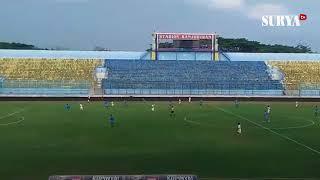CUPLIKAN PERTANDINGAN AREMA FC VS PERSERU SERUI DI STADION KANJURUHAN, KABUPATEN MALANG.
