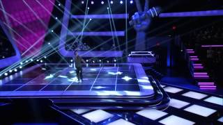Bryan Keith's Blind Audition  It Will Rain   The Voice