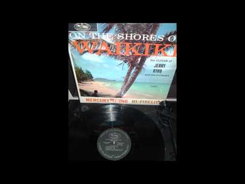 Jerry Byrd - I Regret To Say Aloha - On The Shores Of Waikiki - 1960