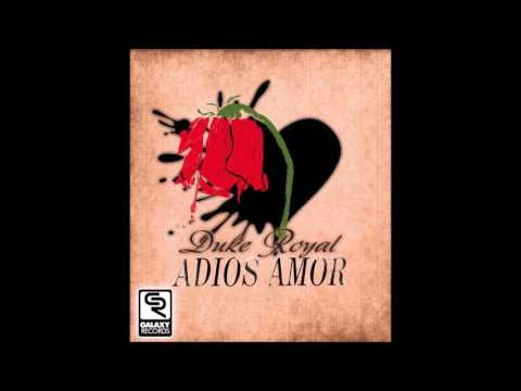Duke Royal - Adios Amor Bachata cover Christian Nodal