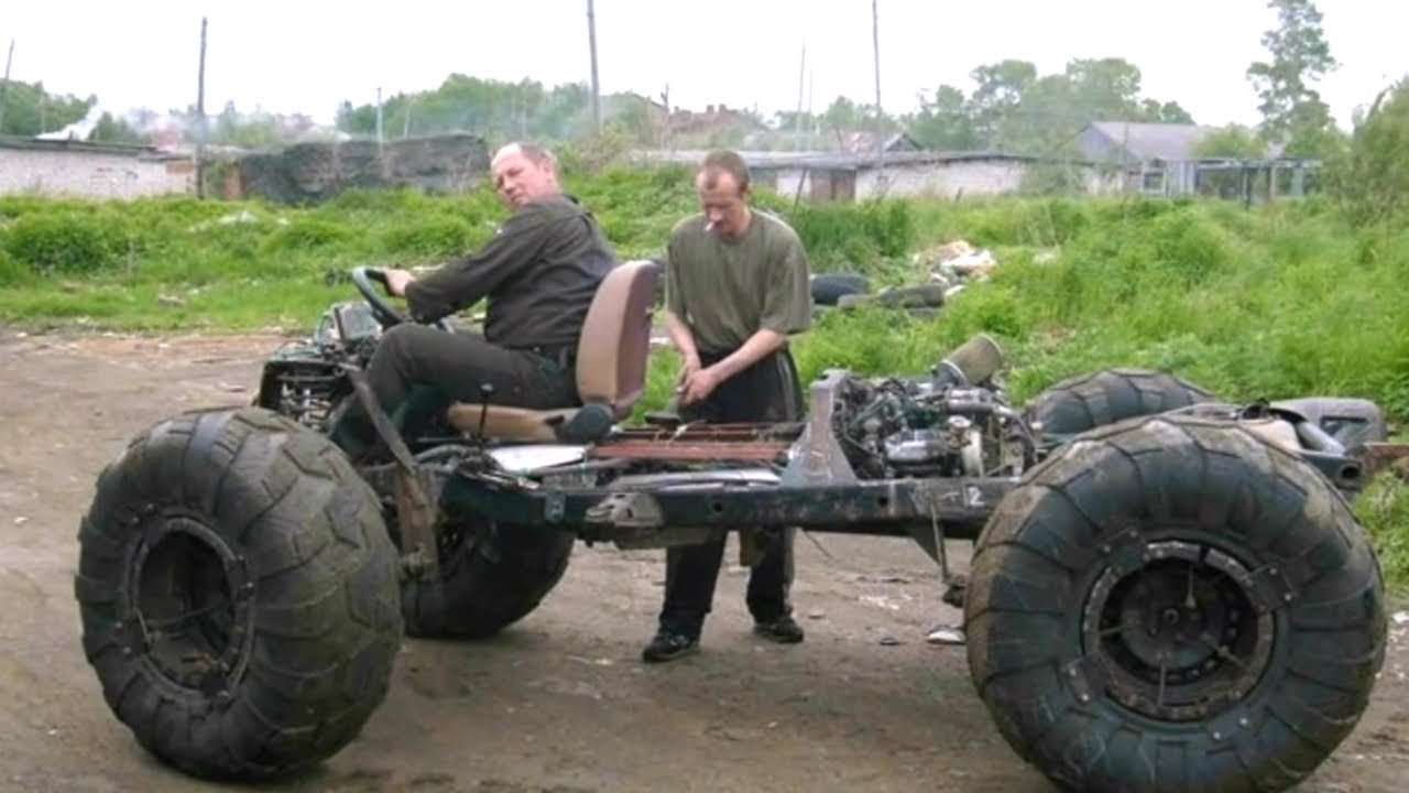Insane Homemade Off Road Vehicle Inventions Youtube