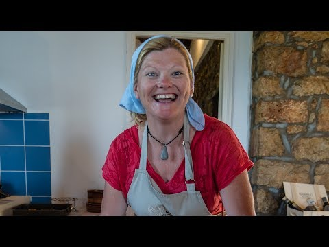 Greece Travel Video - Authentic Greek Food Cooking Class | The Planet D