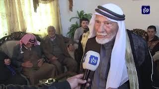 عقد قران أردني يبلغ من العمر 103 سنوات - (11/3/2020)