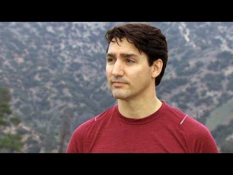 Justin Trudeau talks NAFTA, Colton Boushie at L.A. news conference
