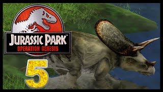 Jurassic Park: Operation Genesis - Episode 5 - New Enclosure