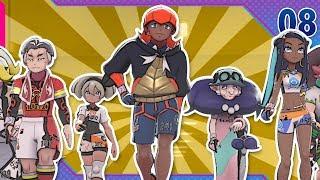 Pokémon Espada Ep.8 - LA MEJOR ESCENA DEL JUEGO! ÉPICO!