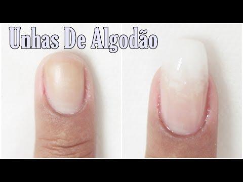 Alongamento De Unha Com Algodão   #fernandinhatododia Ep.01   Fernanda Martins