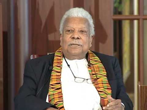 Conversation with African Poet and Writer Ali Mazrui