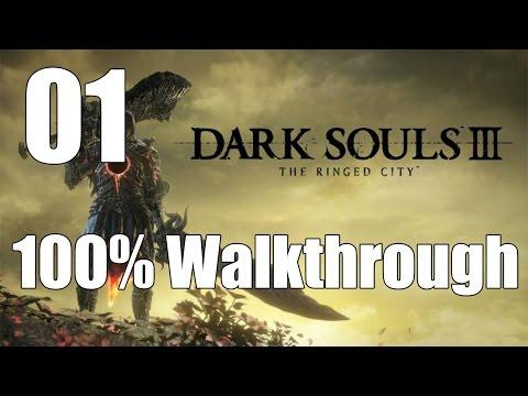 Dark Souls 3: The Ringed City - Walkthrough Part 1: The Dreg Heap
