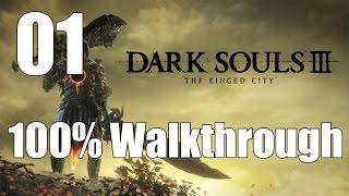 dark Souls 3 : The Ringed City - Будем тащить ! Стрим