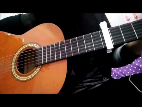 B.O.B ft. Trey Songz-Not For Long guitar tutorial (as close as how Rose BP did it