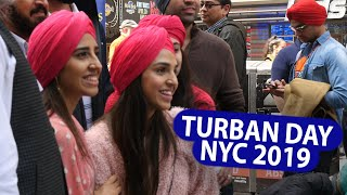 TURBAN DAY 2019 NEW YORK VLOG