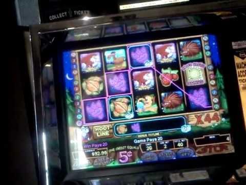 Greektown Casino Hoot Loot bonus - YouTube