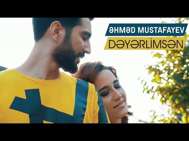 Ahmed Mustafayev Dəyərlimsən (2019 clip) trend