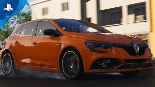 The Crew 2 - Renault Sport Megane R.S. 2018 - Motorsports Vehicle Series #1   PS4