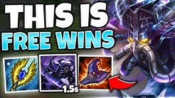 WTF?! KASSADIN IS A GUARANTEED WIN AFTER 3 ITEMS! (HYPER CARRY) - League of Legends