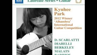 Kyuhee Park: Guitar Recital (Scarlatti, Diabelli, Barrios)