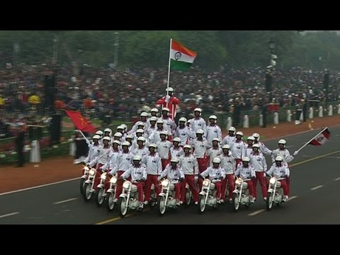 Highlights of the Celebrations on the eve of India's 68th Republic Day: NewspointTv