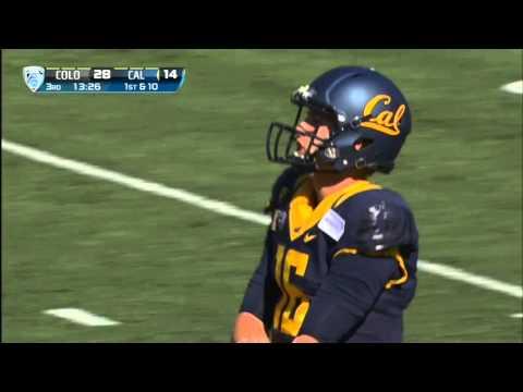 Trevor Davis - WR, KR - Cal Highlights