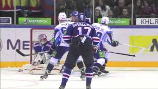 Daily KHL Update (English Commentary) - Nov. 23, 2012