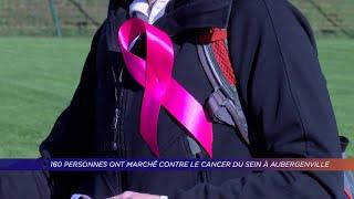 Yvelines | 160 personnes ont marché contre le cancer du sein
