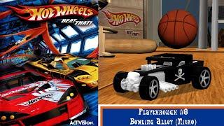 Hot Wheels: Beat That! Playthrough #8 - Bowling Alley (Nitro)